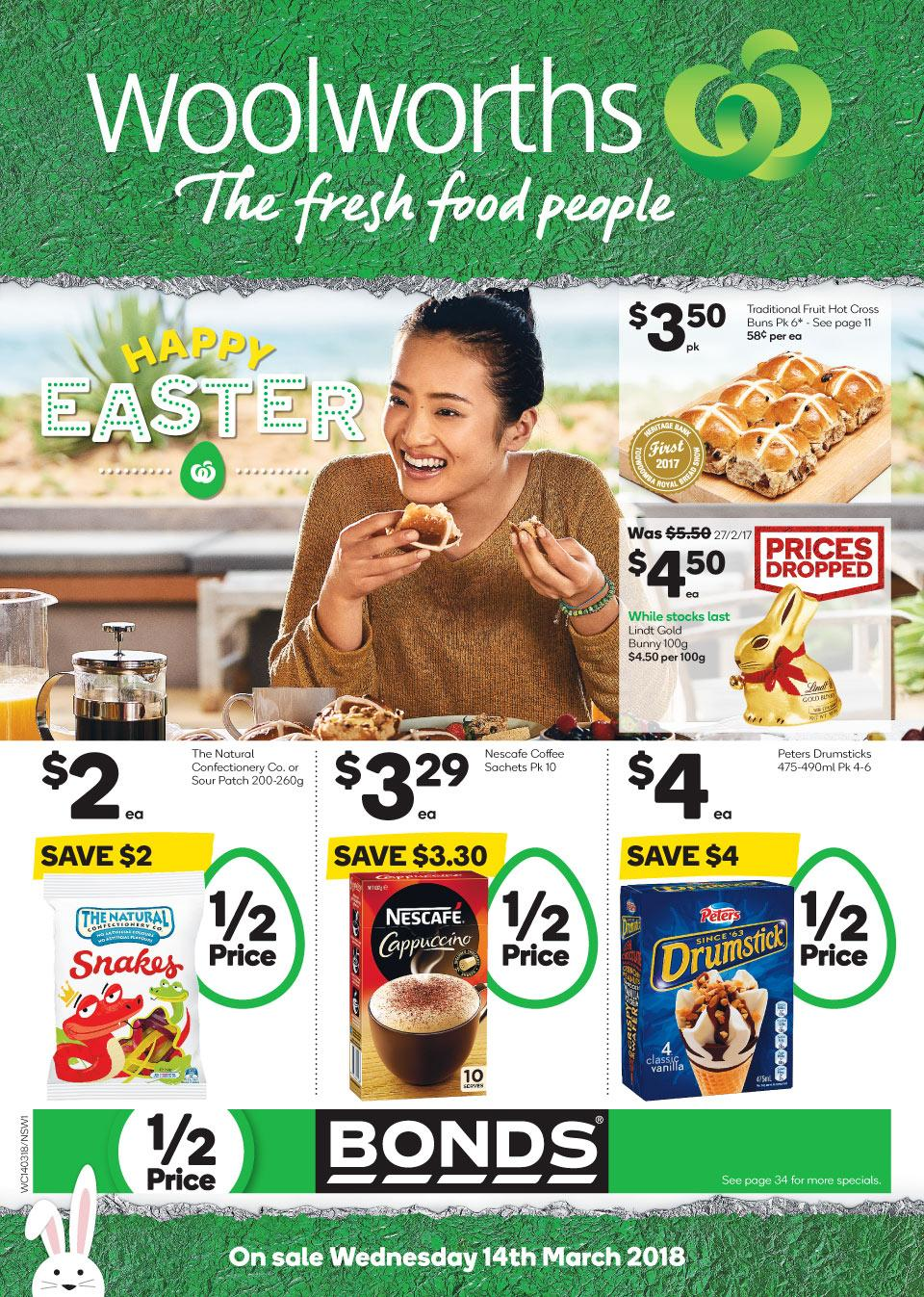 Woolworths Catalogue 14 - 20 March 2018