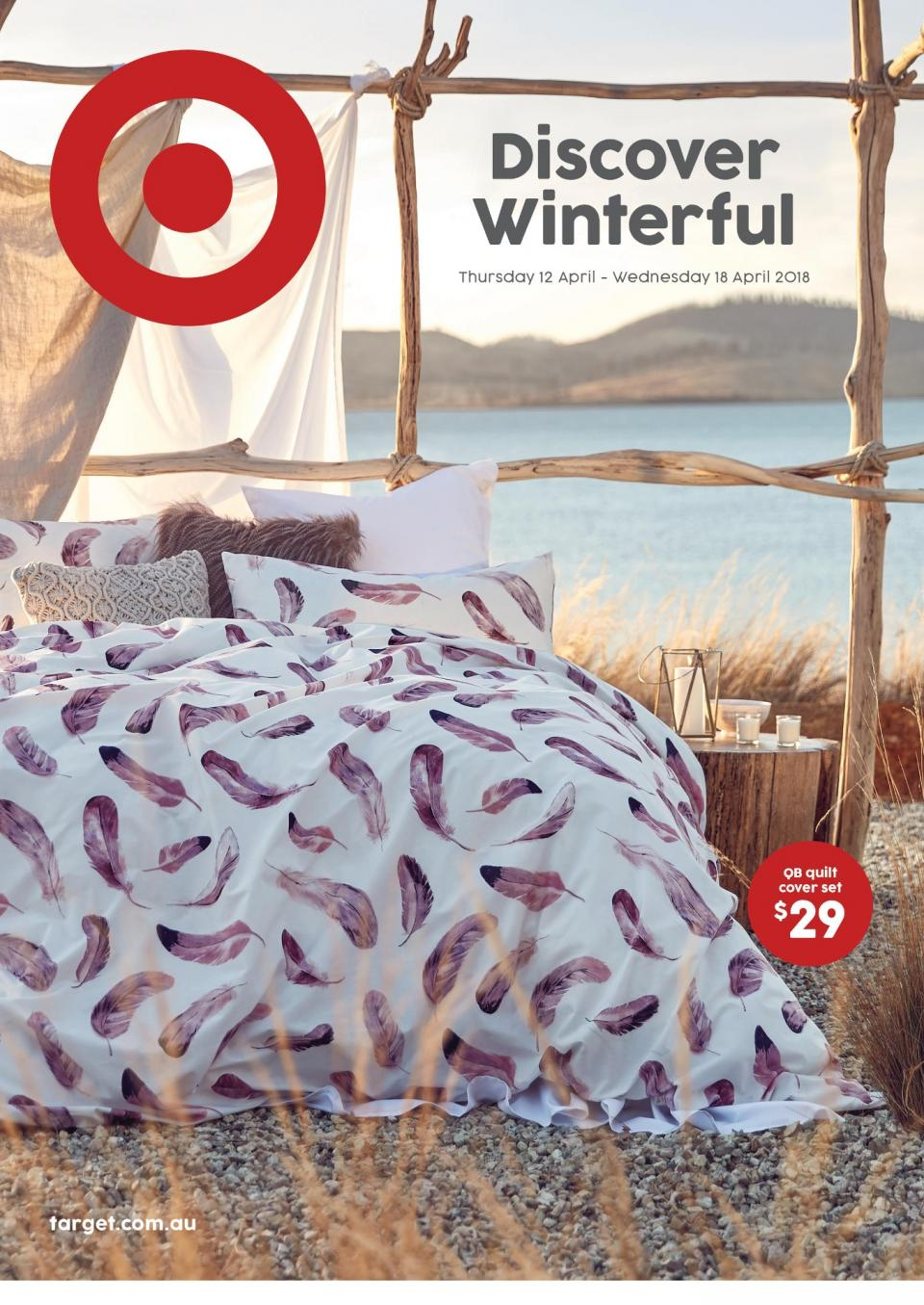 Target Catalogue 12 - 18 April 2018