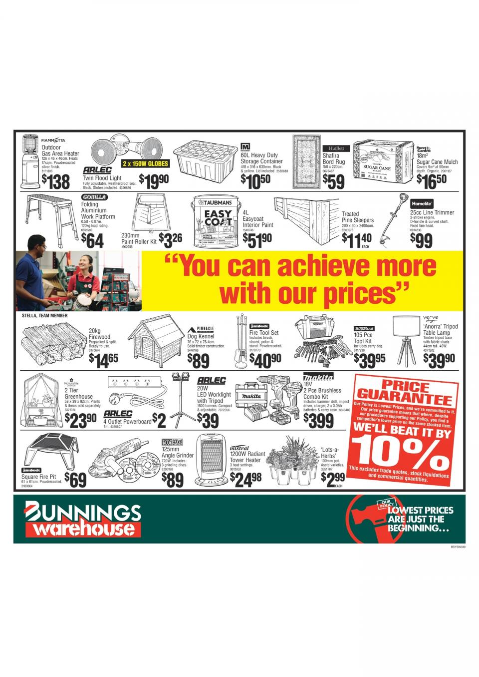 Bunnings Catalogue June 2018