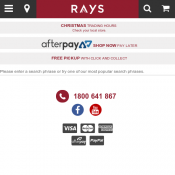 The North Face Clearance @Rays Deal Image