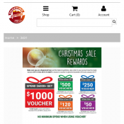 Christmas Sale Rewards ! Deal Image