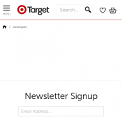 Summer Shoes and thongs starting from $4 @Target Deal Image