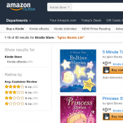 5 Free Children's Books Kindle Edition @Amazon Deal Image