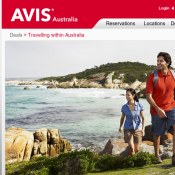 Enjoy Your 5th Day Free from Avis in Tasmania  Deal Image