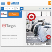 Cushions starting from $8 @Target Deal Image