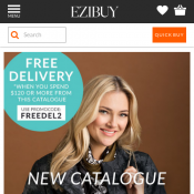 Save up to $50 From new catalogue with code @Ezibuy Deal Image
