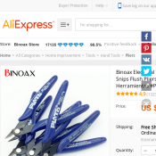 Wire Plier FOR $2.29 @ AliExpress Deal Image