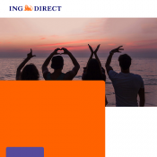 Open Orange Everyday with ING Direct and get $100 cash  Deal Image