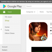 FREE RPG Game Demon's Rise @ Play Store Deal Image