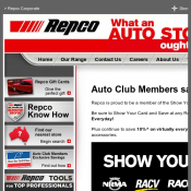25% OFF Repco Branded Tools Everyday