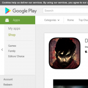 FREE Game: Dark Guardians @ Google Play Deal Image