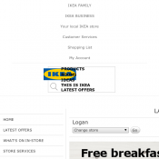 Free breakfast for mum @IKEA Logan (Mother's day only) Deal Image