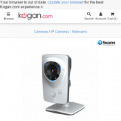 Swann SwannCloud HD Plug & Play IP Camera @ Kogan Deal Image