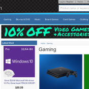 10% OFF All Video Games and Accessories With Code  Deal Image