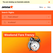 Melbourne to Ho Chi Minh City $159 @Jetstar Deal Image