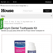 Prozym Dental Toothpaste Kit $18.69 @ House Deal Image