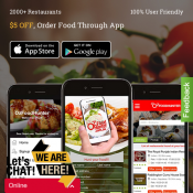 Get $5 OFF on Ozfoodhunter App  Deal Image