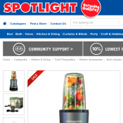 Nutri Infusion 700 Grey FOR $50 Deal Image