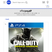 Call of Duty: Infinite Warfare Playstation 4 $39 Deal Image