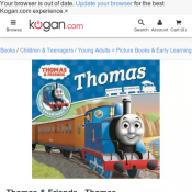 Thomas & Friends FOR $5 (and more kid books) Deal Image