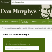 Dan Murphy's Unbeatable For Father's Day Catalogue  Deal Image