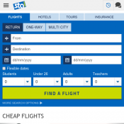 Top Flight Deals One Way starting from $118 Deal Image
