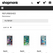 Pre Owned iPhones starting from $399 Deal Image