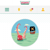 Get One Free Original Glazed Doughnut at Talk like a pirate day! Deal Image