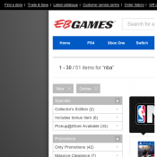 NBA Live 18 Preorder Price $67 for PS4 and XBOX One (RRP $99.95) Deal Image