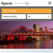 Brisbane to Canberra and Canberra to Brisbane Flights $69 (RRP $109) Deal Image