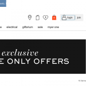 Myer Spring Toy Sale Online Only Offers 20% OFF Deal Image