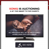 Chromecast TVs Starting from $899 @Soniq
