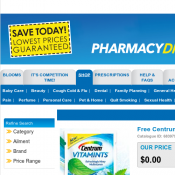 Free Centrum Vitamints 2 Tablets @Pharmacydirect Deal Image