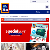ALDI Special Buys 4 October Kids Books and Toys  Deal Image