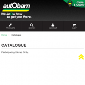 Autobarn Sale Until 15 October - Oils from $15, Radios from $97 Deal Image