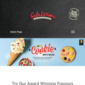 Buy One and Get one for $1 Ice Cream Deal @Gelatissimo Darling Quarter Deal Image