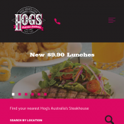 Free Meal Hogs Breath Cafe Nelson Bay Deal Image