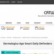 Dermalogica Age Smart Daily Defenders $75.95 (was $105) Deal Image