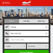 Flights from Sydney to New York City starting from $817 Deal Image