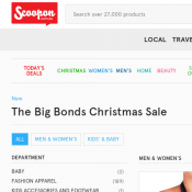 The Big Bonds Christmas Sale Starting from $5 Deal Image