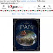Art of Pan Christopher Grove $35.35 Deal Image