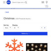 Big W Christmas Decorations and Accessories Deal Image