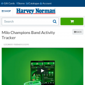 Milo Champions Band Activity Tracker $23.97 Deal Image