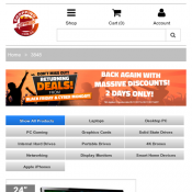 Shopping Express Black Friday and Cyber Monday Deals  Deal Image