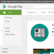 Newtification News Android APP for free (RRP $8.49) Deal Image