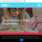 Free Ticket to Taste of Melbourne 2017 (Thu/Fri/Sat @ Yarra Park) Deal Image