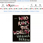 Who Runs the World? by Virginia Bergin $12.75 Deal Image