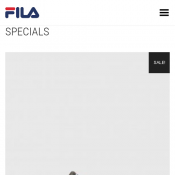 FILA Specials Memory Imperative and Memory Cordova $36.36 (RRP $109.09) Deal Image
