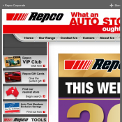 Repco 30% OFF Storewide This Weekend Only  Deal Image