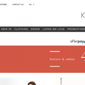 Katies - 40% Off all Full Priced Items (In-Store & Online) Deal Image
